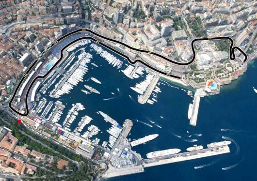 """Circuito Monaco : Doble pivote el box de mattgarco """"el gp mÓnaco"""