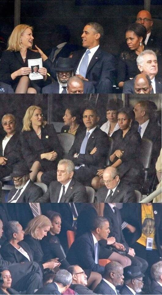 Ciúmes presidenciais
