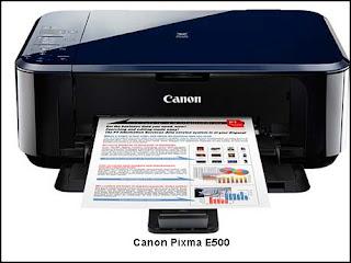Link Download Drivers Printer Canon Pixma E500 WIN8 support for ...