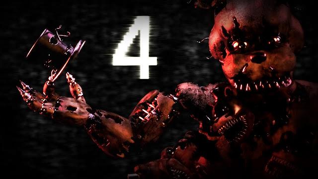 Five Nights at Freddy's 4 v1.1 Apk Full + Mod [Desbloqueado]