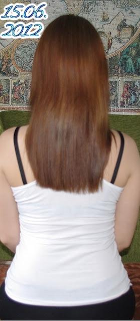 Zapuszczanie włosów :)