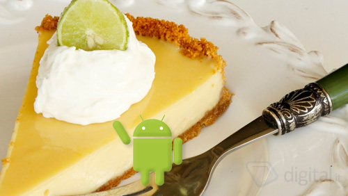 android key lime pie first benchmark