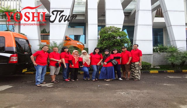 Rombongan Tour Trip 2 Bandung 15-16 November
