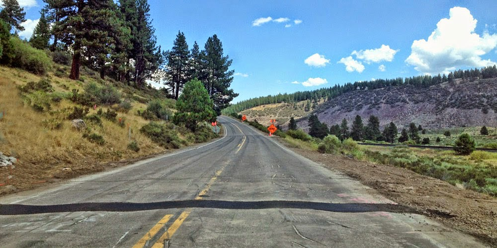 Bike Lane Construction Project will close Truckee Street