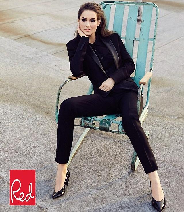 Winona Ryder en Red Magazine
