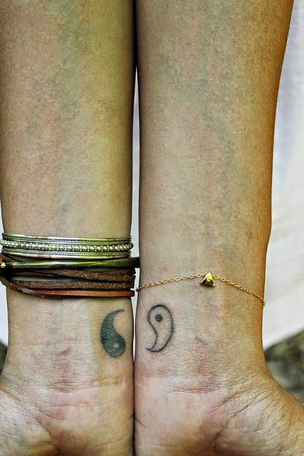 ♥ ♫ Yay me and Liv decided we are getting these in 2 weeks to represent our friendship! All it stands for, all it's gone and will go through! ♥ ♫ ♥