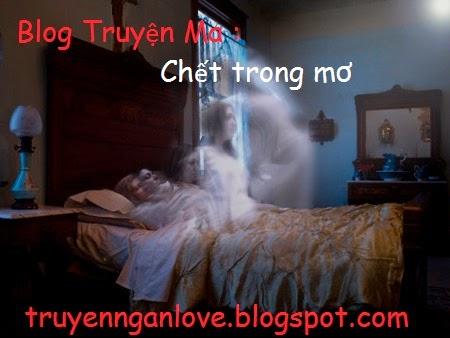 Blog Truyện Ma : Chết trong mơ