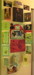 Wall of happy. Copyright Lori Kittelberg.