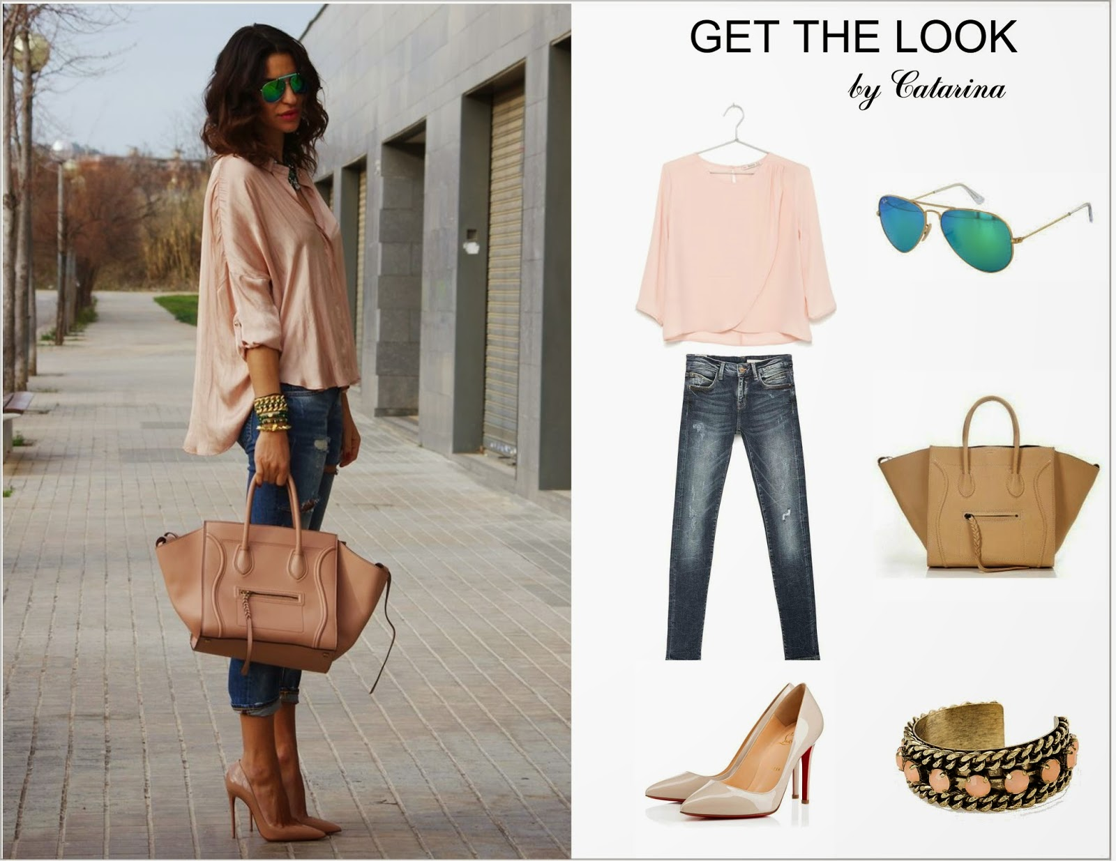 Get the look by Tita Catita