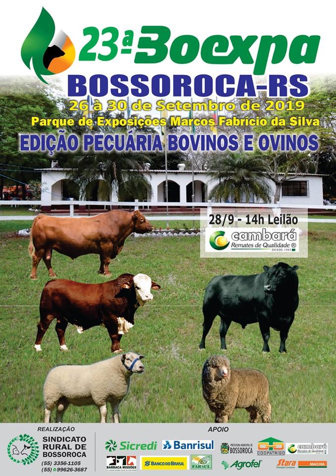 23ª Boexpa em Bossoroca
