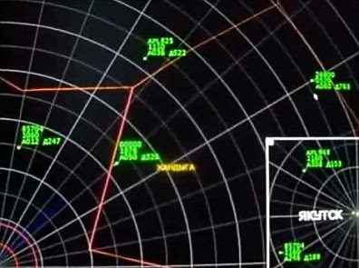 UFO On Russian Radar