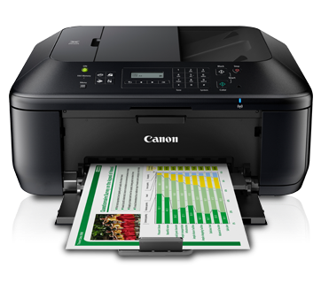 download Canon PIXMA MX477 Inkjet printer's driver