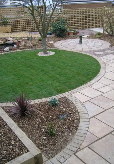 The right garden for your rental property true property for Low maintenance garden ideas for rental property