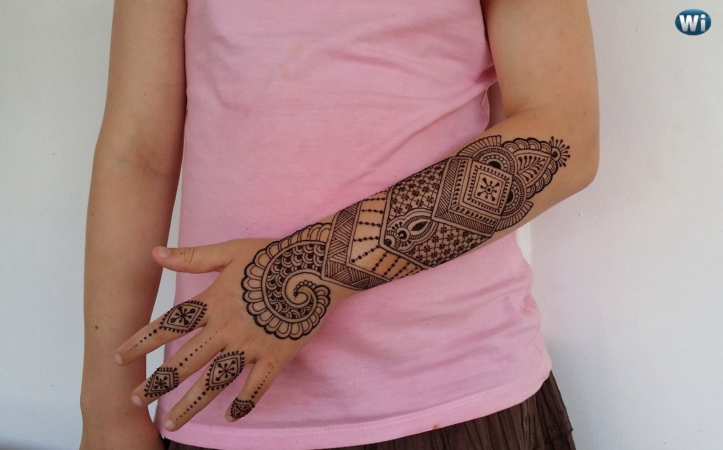 Henna Tattoo Quotes Tumblr : Original cute henna quotes makedes