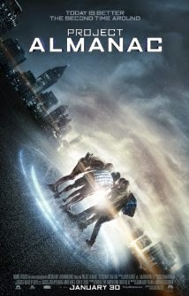 Movie poster: Project Almanac