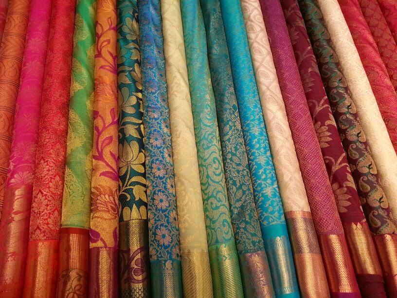 Silk Sarees in Mysore