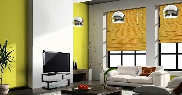 10 contoh desain rumah bagian ruang tamu keren minimalis