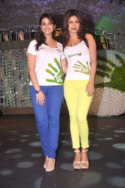 Parineeti Chopra and Priyanka Chopra's Images
