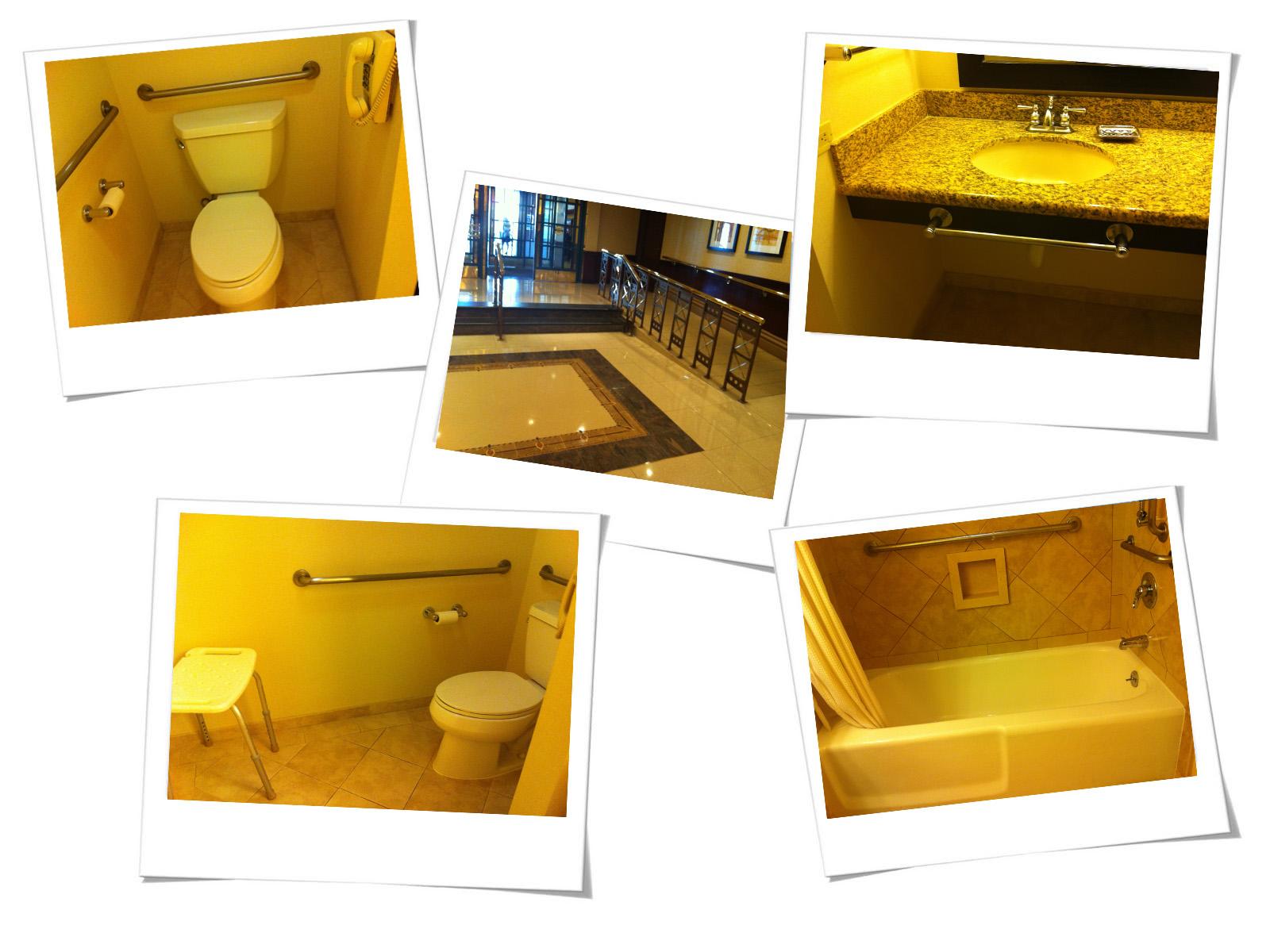 Bora Fabito!: Você sabe a diferença? #764607 1600x1200 Banheiro Adaptado Com Banheira