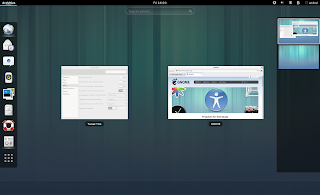 ubuntu gnome remix 12.10 screenshot