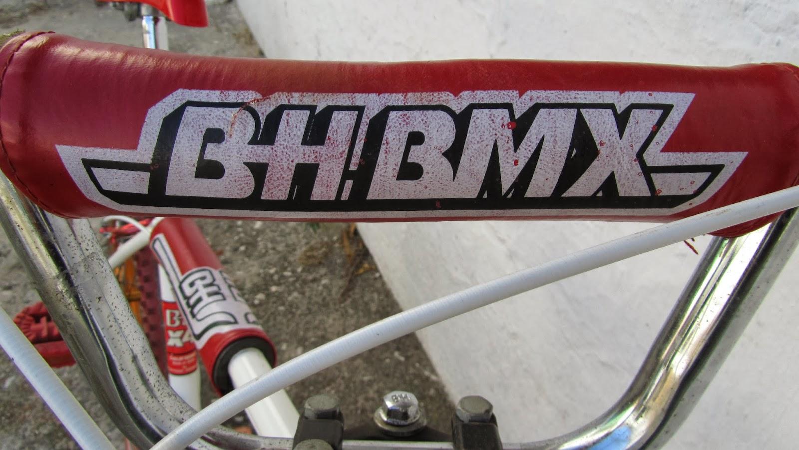 morcilla Bicicleta Antigua - BH California x4