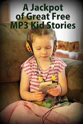 Free MP3 Kids Stories