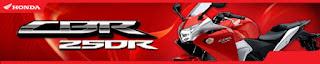 Daftar Produk motor Honda terlengkap