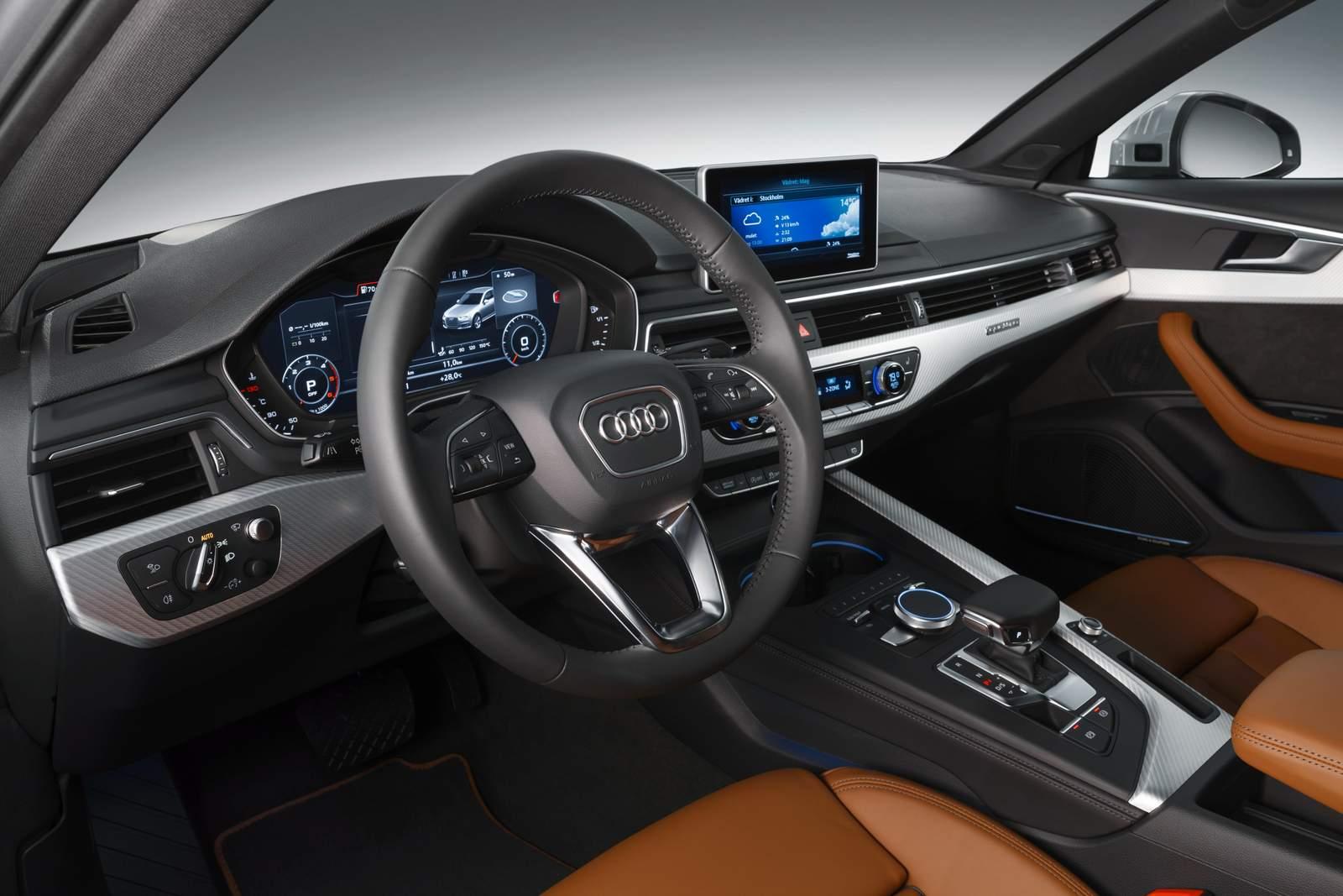 Novo Audi A4 2016 - Brasil