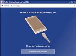 Nokia Software Recovery Tool 1.1.1 softwikia
