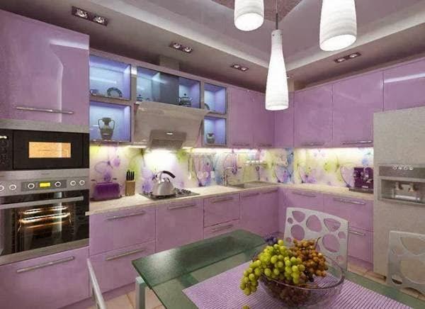 Casas decoracion - Como amueblar una cocina pequena ...
