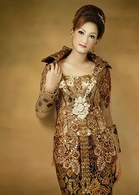 Foto Model Baju Kebaya Mid Valley