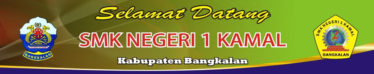SMK NEGERI 1 KAMAL BANGKALAN