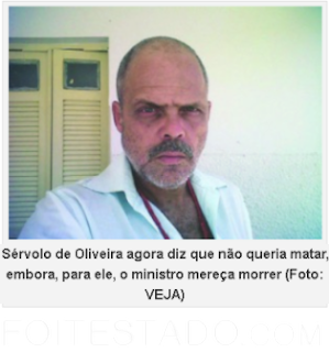 petista lança seu ódio mortal contra Joaquim Barbosa do Supremo
