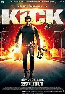 Latest Kick (2014) box office collection Verdict (Hit or Flop) wiki, report New Records, Overseas day and week end.