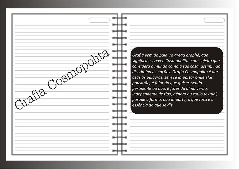 Grafia Cosmopolita