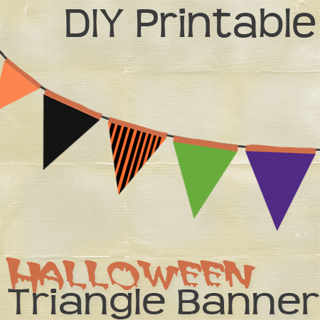 Diy free printable halloween triangle banner template part 2 diy free printable halloween triangle banner template part 2 maxwellsz