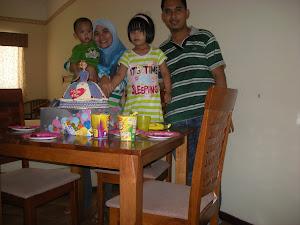 sofia 4 tahun