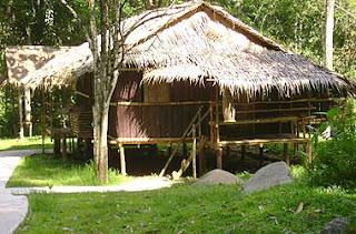 Mari-Mari Village