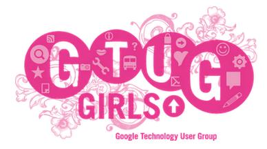 GTUG Girls logo