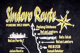 Mendaki Gunung Sindoro 26-27 Mei 2012 Lewat Kledung Temanggung Jawa Tengah