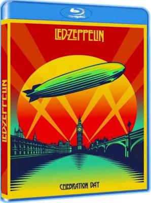Led Zeppelin Celebration Day (2012) 720p BRRip 1.2GB mkv AC3 5.1 ch