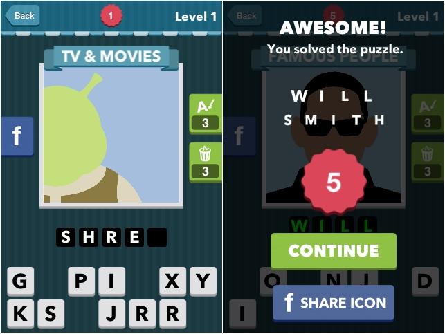 Icomania is filled with cartoon icons. Ranging from TV, to Movies ...
