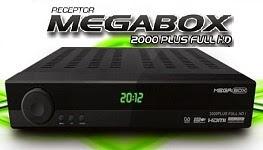 NOVA ATUALIZAÇÃO MEGABOX 2000 PLUS FULL HD -- 20/05/2015