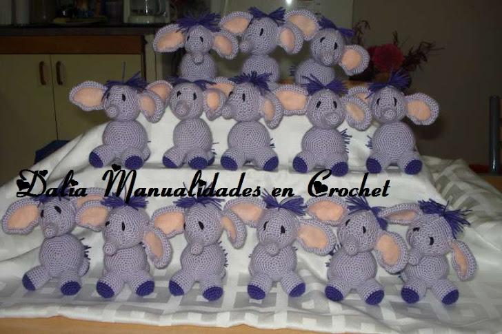 elefantes souvenirs