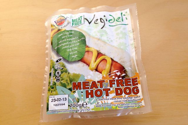 Redwood Meat Free Hot Dog Sausages