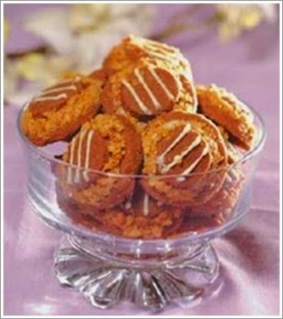 Resep Cara Membuat Kacang Cokelat Tumpuk