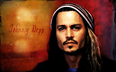 Johnny Depp johnny - Some Moments are godden wallpapers