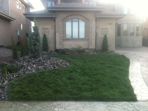 "timeless landscaping ""maintenance-free"""