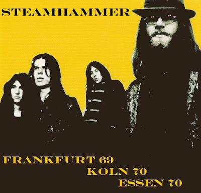 Steamhammer - Live In Germany 1969-70 - Rare Tapes (Wave)