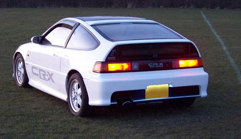 Midnight Garage Bodykit Centre Honda Crx Mugen Bodykit